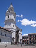 santo iglesia de Domingo Στοκ φωτογραφία με δικαίωμα ελεύθερης χρήσης