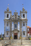 Santo Ildefonso Church stock photos