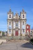 Santo Ildefonso Church in der Stadt von Porto, Portugal Lizenzfreie Stockfotografie