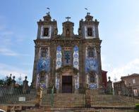 Santo Ildefonso Church - o Porto fotografia de stock royalty free