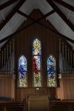 Santo James Church Interior Imagenes de archivo
