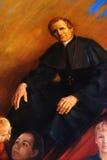 Santo John Bosco fotografía de archivo