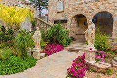 Santo John Marc Cathedral Byblos Jbeil Lebanon imagen de archivo libre de regalías