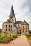 Santo-Jorte de Boscherville Abbey Imágenes de archivo libres de regalías