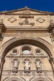 santo la calzada церков de domingo Стоковое Изображение