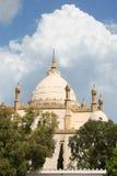 Santo Louis Cathedral en Túnez Foto de archivo
