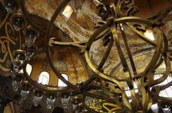 Santo Lucy en Estambul imagenes de archivo