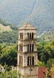 Santo Luke Tower en Jajce Imagen de archivo libre de regalías