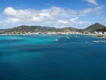 Santo Maarten Fotografía de archivo libre de regalías