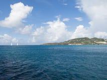 Santo Maarten Foto de archivo