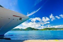 Santo Maarten Island Fotos de archivo libres de regalías