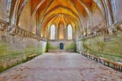 Santo Martin de Boscherville, Francia - 22 de junio de 2016: Santo Geor Imagen de archivo
