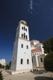 Santo Mary Pantanasa de la iglesia ortodoxa de Chipre, Paphos Imagen de archivo