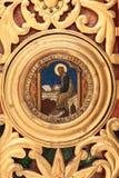 Santo Matthew Foto de archivo