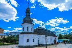 Santo Michael Monastery 11 de Kiev fotos de archivo