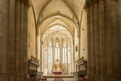 Santo Michael Roman Catholic Cathedral Inside Foto de archivo libre de regalías