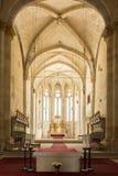 Santo Michael Roman Catholic Cathedral Inside Fotos de archivo