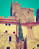 Santo-Montan Foto de archivo
