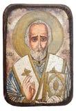 Santo Nicholas Fotografía de archivo libre de regalías