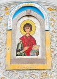 Santo Pantaleon Fotografía de archivo