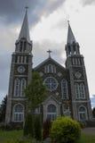 Santo Paul Church de Baie Foto de archivo