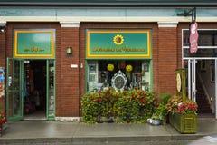 Santo Paul Souvenirs Shop de Baie Foto de archivo libre de regalías