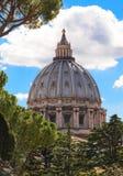 Santo Peters Through The Trees Fotos de archivo libres de regalías