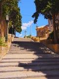 Santo Salvador Sanctuary en Arta en Majorca Fotografía de archivo libre de regalías