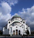 Santo Sava Fotografía de archivo