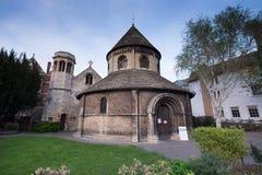 Santo Sepulcro, Cambridge Fotos de archivo