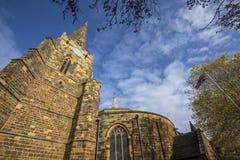 Santo Sepulcro en Northampton fotografía de archivo libre de regalías