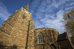 Santo Sepulcro en Northampton fotos de archivo