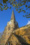 Santo Sepulcro en Northampton foto de archivo