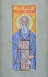 Santo Sergius Of Radonezh Imagen de archivo libre de regalías