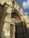 Santo Siffrein, Carpentras, Provence, Francia de la catedral Imágenes de archivo libres de regalías