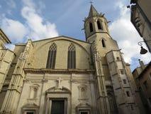 Santo Siffrein, Carpentras, Provence, Francia de la catedral Imagen de archivo libre de regalías