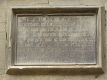 Santo Siffrein, Carpentras, Provence, Francia de la catedral Imagen de archivo