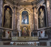 Santo Spirito church, Florence, Italy Royalty Free Stock Image