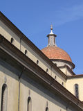 santo spirito strony kopuły zdjęcie stock