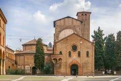 Santo Stefano Bologna Arkivfoton
