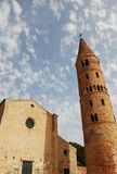 Santo Stefano Cathedral and Belltower Royalty Free Stock Image