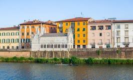 Santo Stefano dei Cavalieri church of Pisa, Italy Stock Images