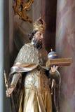 Santo Stefano dell'Ungheria Immagini Stock Libere da Diritti