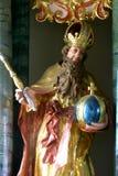Santo Stefano dell'Ungheria Fotografie Stock Libere da Diritti