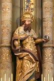 Santo Stefano dell'Ungheria Fotografia Stock