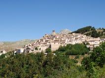 Santo Stefano di Sessanio Royalty Free Stock Image