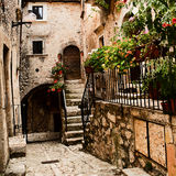 Santo Stefano di Sessanio (Italy) Royalty Free Stock Photo