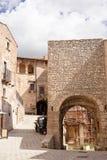 Santo Stefano di Sessanio (Italy) Stock Image