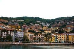 santo stefano porto Италия Стоковое Изображение