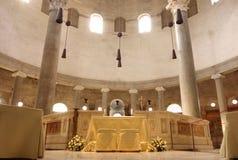 Santo Stefano Rotondo Altar Royalty Free Stock Photos
